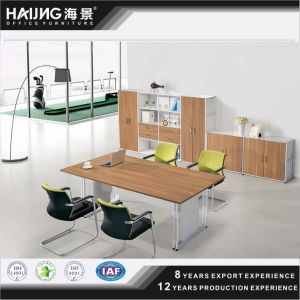 Haijing Office Furniture Simple Meeting Table pictures & photos