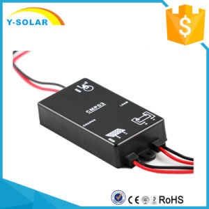 Mini 3A 6V-S/D with Light Control Function Solar Regulator/Controller for Solar Home System pictures & photos