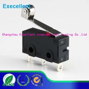 Micro Switch for Joystick, Microswitch Push Button pictures & photos