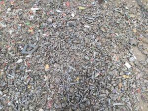 Psx-4500 Scrap Shredder Line Machine pictures & photos
