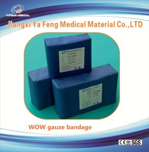 OEM Offered Factory of Cotton Gauze Bandage pictures & photos