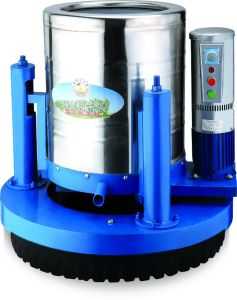 Reduce Shock Industialhigh Speed Laundry Dewatering Machine Hydro Extrator Spinning Dry Machine with Ce pictures & photos