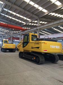 TM210.8 21ton Crawl Excavator with Isuzu Engine for Sale pictures & photos