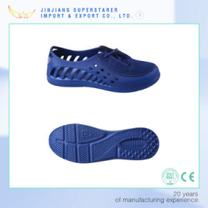 EVA Summer Holey Breathable Men Casual Shoes with Mesh Upper pictures & photos