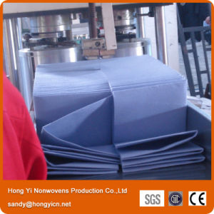 Non-Woven Fabric Needle Punched Cleaning Cloth, All Purpose Cleaning Cloth