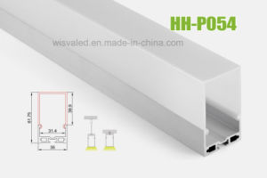 Hh-P054 LED Aluminum Profile for Linear Lights pictures & photos