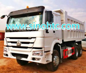 6X4 LHD Diesel Engine Zz3257 Dump Truck pictures & photos