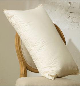 133X100 40/40s Cotton White Goose Down Pillow