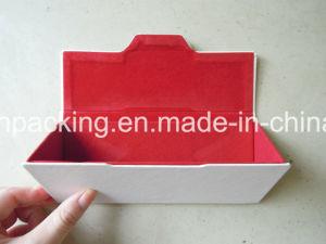 White Triangle Fold Sunglasses Case (KS2) pictures & photos