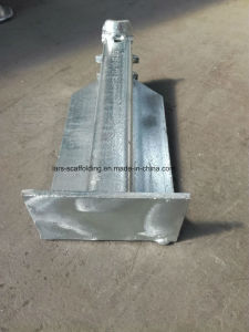 Steel HDG/ Galvanized Side Bracket for Cuplock Scaffolding with Different Standard for Building Construction pictures & photos