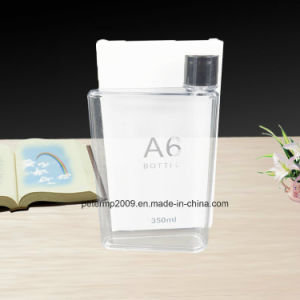 New Products on China Market A6 Memo Paper Water Bottle pictures & photos