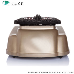 Infrared Heat Vibration Blood Circulation Foot Massager pictures & photos
