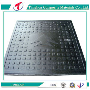 En124 Ductile Casting Iron Construction Used Manhole Cover pictures & photos