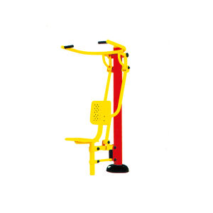 Steel Single Sit Puller Outdoor Body Building Equipment pictures & photos