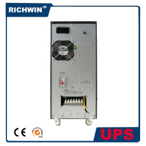 6kVA~10kVA Pure Sine Wave Standby Online UPS with Battery pictures & photos