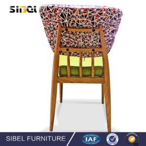 Restaurant Chairs Wood Solid Wood Dining Chair in Nice Price pictures & photos