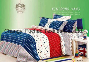 Bedding Set for Classic 7-Piece Modern Feather Home Textile pictures & photos