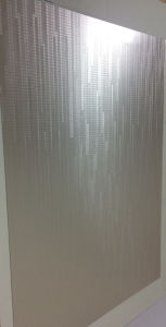 Home Appliance Steel Sheet, Pet Laminated Refrigerator Door Panel pictures & photos