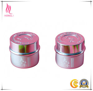 Aluminum Cream Jar for Cosmetic pictures & photos