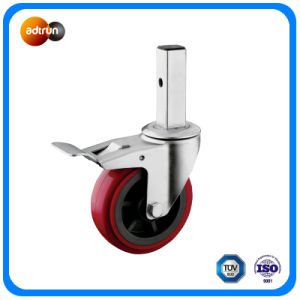 Heavy Duty Square Stem Casters pictures & photos