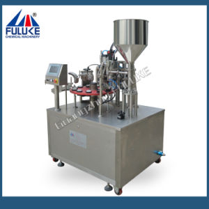 Flk Ce Easy Operation Toothpaste Packaging Machine pictures & photos