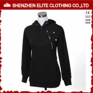 2017 Latest Design Sherpa Pullover Custom Hoodies for Women (ELTHI-18) pictures & photos