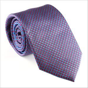 New Design Silk Woven Necktie pictures & photos