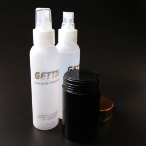 Good Quality Factory Supply Keratin Hair Fiber Hold Modeling Spray pictures & photos