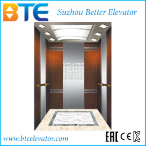 Vvvf Traction Gearless Passenger Elevator pictures & photos