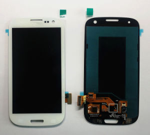 Mobile Phone LCD Touch Screen for Samsung Galaxy S3 LCD Display pictures & photos