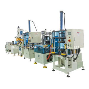 Automatic Three Phase Motor Stator Assembly Machine pictures & photos