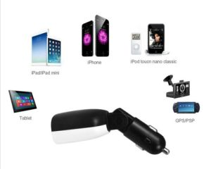 Car Charger with Automobile Battery Voltage Monitor pictures & photos