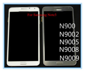 Mobile Phone LCD Screen Displays Assembly for Samsung Note 3 pictures & photos