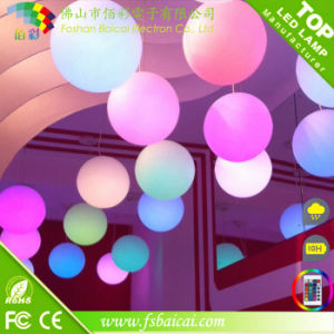 Solar Power LED Outdoor Hanging Ball Lights for Lighting Decoration pictures & photos