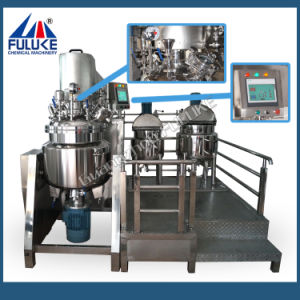 Small Business Cosmetic Skin Whitening Cream Lotion Mixing Making Machine pictures & photos