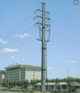 Supplier of Transmission Steel Tower Project pictures & photos