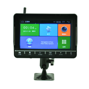 Android GPS Navigation System 7′′ Truck Monitor pictures & photos