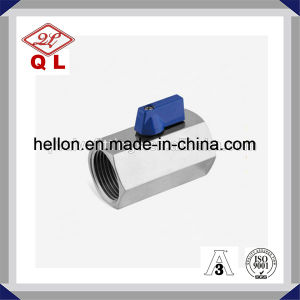 Stainless Steel Mini Ball Valve with Reduced Bore pictures & photos
