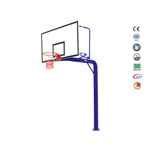 Cheap Outside in-Ground SMC Backboard Park School Basketball Goals pictures & photos