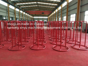 Factory Outlet Orange Round Base Carrier for Wire Rod pictures & photos