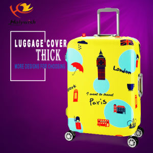 Protective Shockproof Colorful Luggage Cover with S/M/L/XL Size pictures & photos