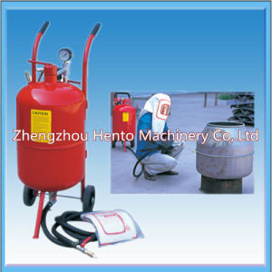 Hot Sale Portable Sandblasting Machine Made In China pictures & photos