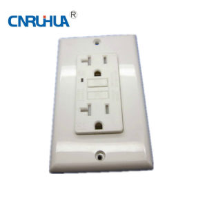 Cheaper Cost Ivory Female Power Plug Receptacle pictures & photos