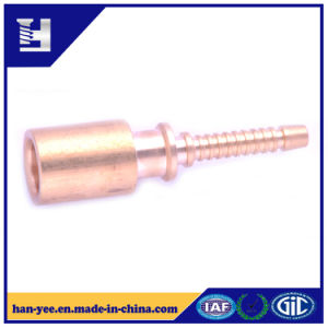Shaped Brass Weld Bolt Rivet Connector pictures & photos