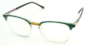 Ot17434 New Design Cheap Optical Glasses Plastic Material Optics Spectacles pictures & photos