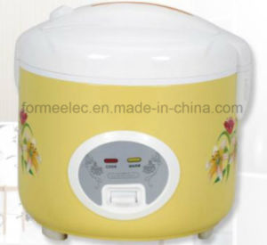 2.8 L Deluxe Automatic Electric Rice Cooker pictures & photos