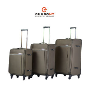 Chubont 2017 New High Quality Nylon Waterproof Travel Soft Suitcase pictures & photos