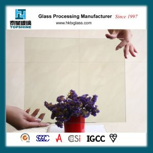 Microcrystalline Glass with SGS Certificate for Fireplace pictures & photos