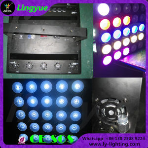 25X30W 3in1 DMX Matrix Stage LED Effect Light pictures & photos