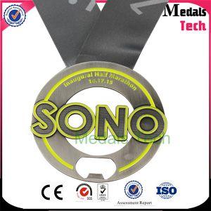 Wholesale Soft Enamel Metal Bottle Opener Medal pictures & photos